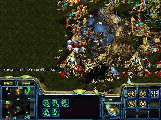 40 reasons why total annihilation owns star craft for Star craft free download